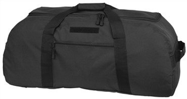 Black Convertible Duffle/Backpack