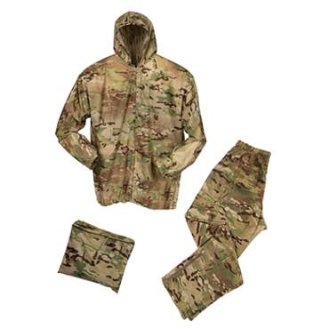 Multicam OCP Packable 3 Piece Rain Suit