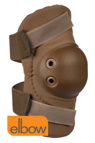 Alta Tactical Elbow Pads - Coyote