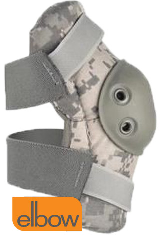 Alta Tactical Elbow Pads - Universal ACU