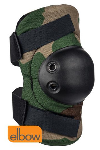 Alta Tactical Elbow Pads - Woodland