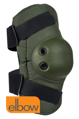 Alta Tactical Elbow Pads - Olive Drab