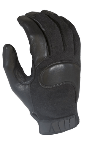 Black Combat Glove by HWI Gear
