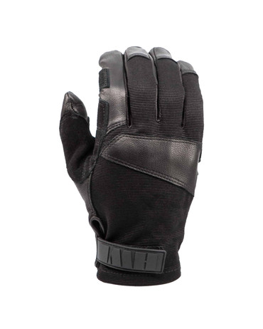 Black Tactical Fast Rope Glove By HWI Gear