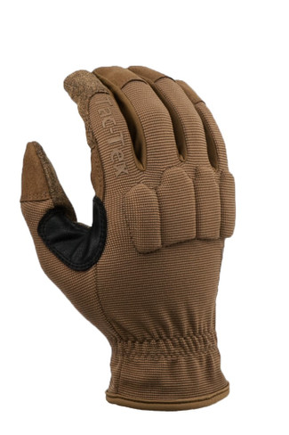 Coyote Tac-Tex Tactical Utility Shooter Glove By HWI Gear