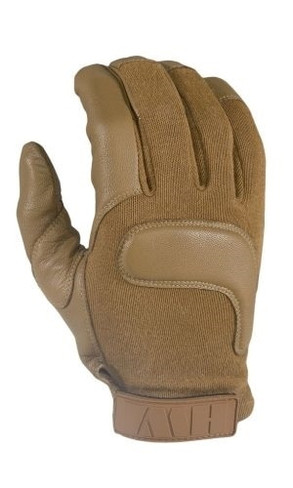 Coyote Berry Compliant Combat Glove by HWI Gear