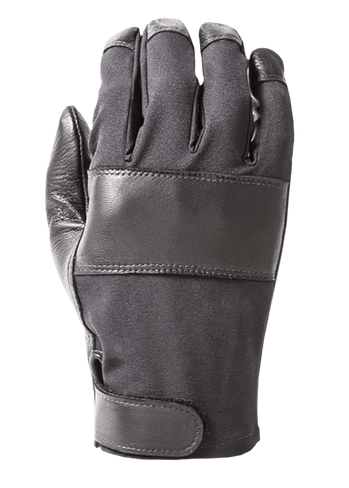 Black Berry Compliant Mechanic Glove By HWI Gear