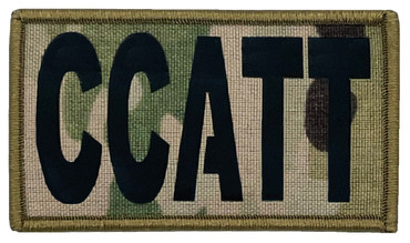 IR Hybrid CCATT Patch