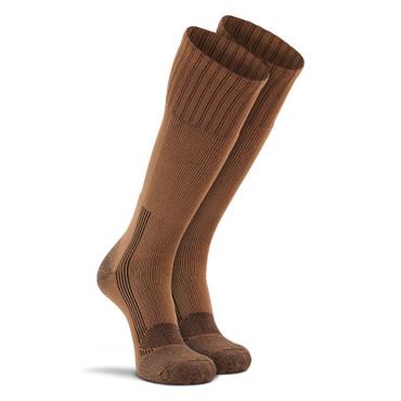 Coyote Wick Dry Maximum Medium Weight Mid-Calf Boot Sock By Fox River Socks