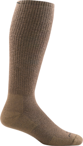 Coyote Tactical OTC Heavyweight Sock with Full Cushion By Darn Tough