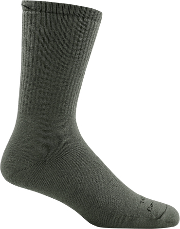 Foliage Tactical Boot Heavyweight Sock with Full Cushion By Darn Tough