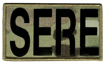 IR Hybrid SERE Patch