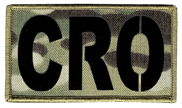 IR Hybrid CRO Patch