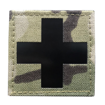 IR Hybrid Medic Red Cross Patch