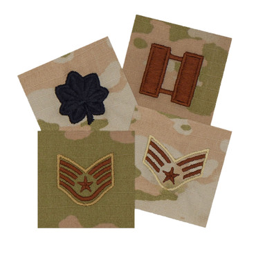 Multicam OCP Cloth Rank