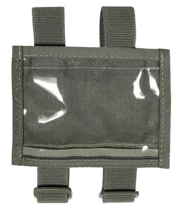 Military Armband ID Holder - Foliage Green