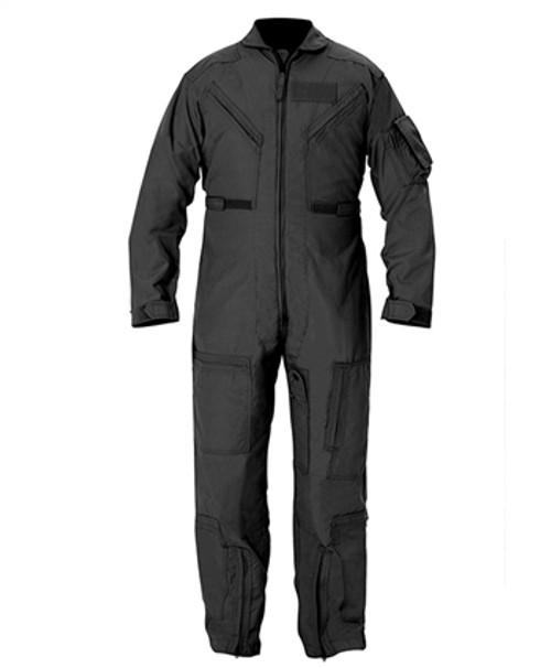 Black Nomex Flight Suit CWU/27P (GSA Compliant)