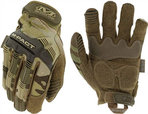 M-PACT Multicam OCP Gloves by Mechanix Wear