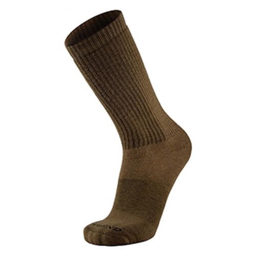 Coyote Cold Weather Compression Merino Wool Tactical Boot Socks by Legend