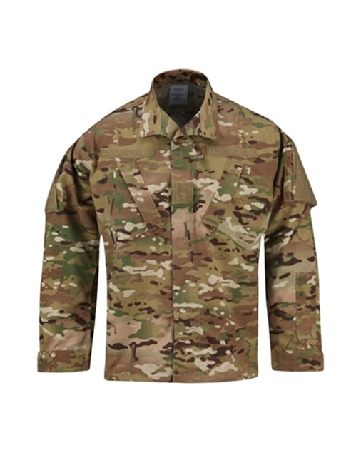Flame-Resistant Army Combat Uniform Coat (New Spec) - Multicam OCP