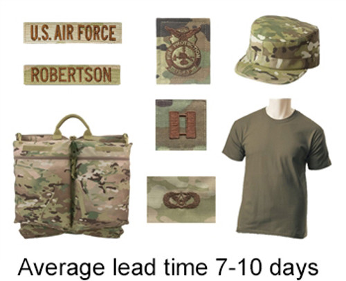 Air Force Firefighters OCP Package
