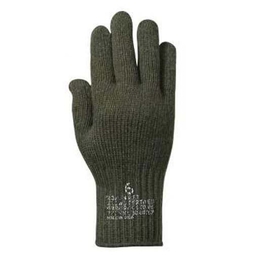 Olive Drab G.I. Glove Liner