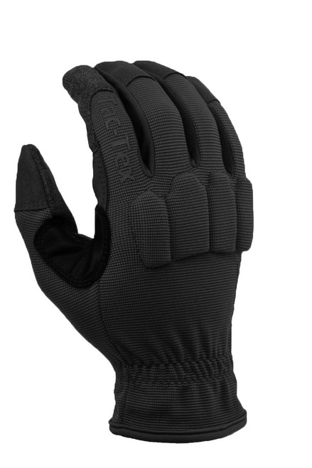 Black Tac-Tex Tactical Utility Shooter Glove By HWI Gear