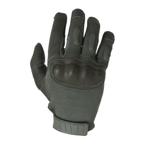 Freedom Green Berry Compliant Hard Knuckle Tactical Glove By HWI Gear