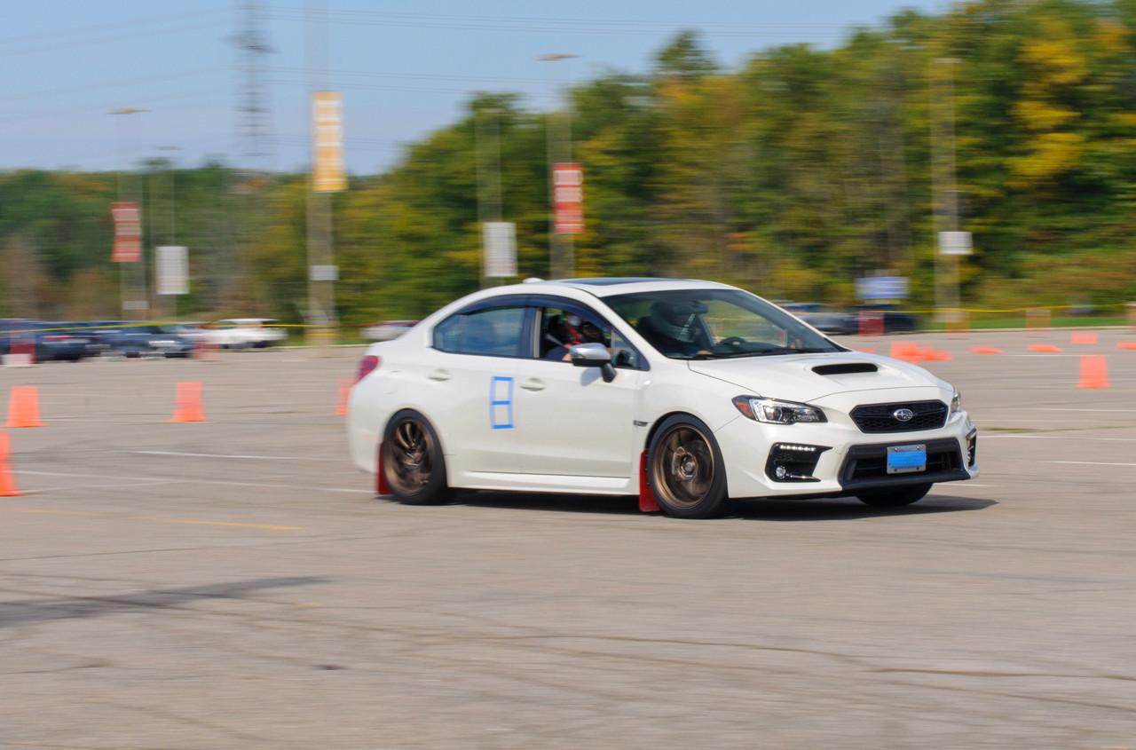 Street Coilovers Subaru WRX / STI (14+)