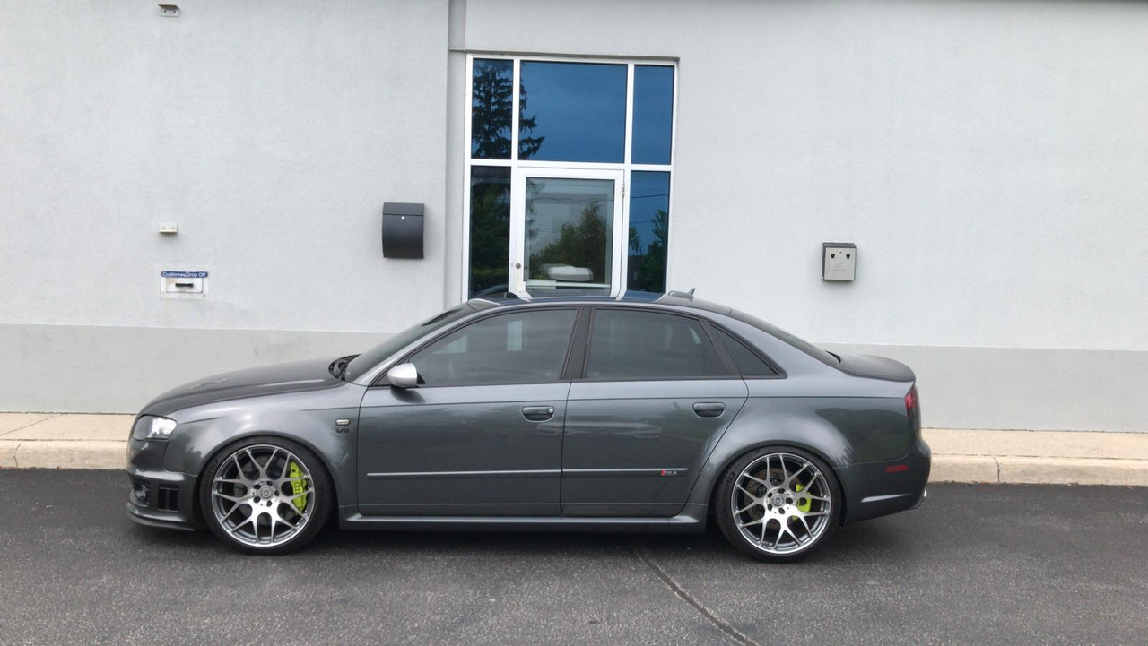 Street Coilovers Audi RS4 (06-08)