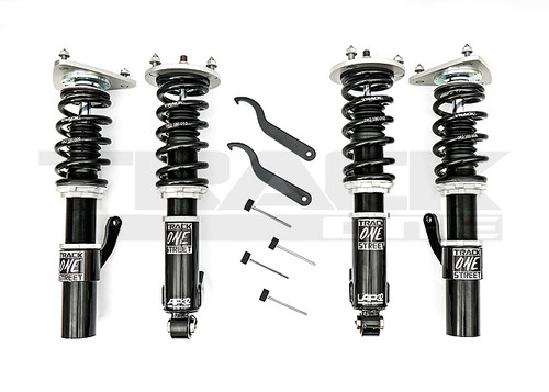 Street Coilovers Porsche 911 (996) Turbo (00-05)