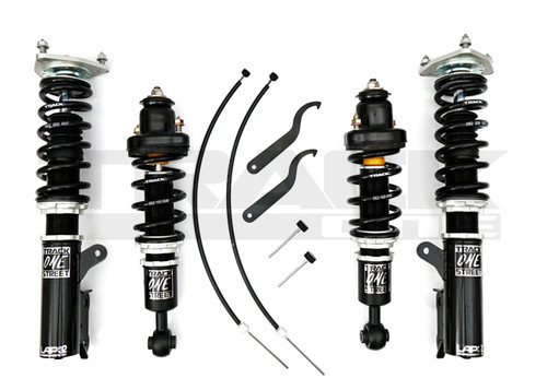 Street Coilovers Mitsubishi Lancer / Ralliart (08-17)
