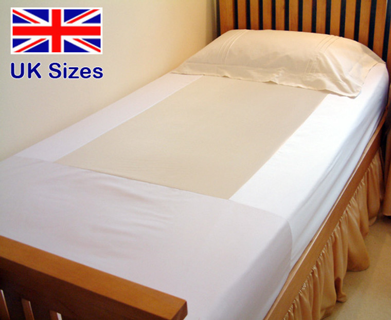 Secure Sit and Slide Sheet - UK Sizes