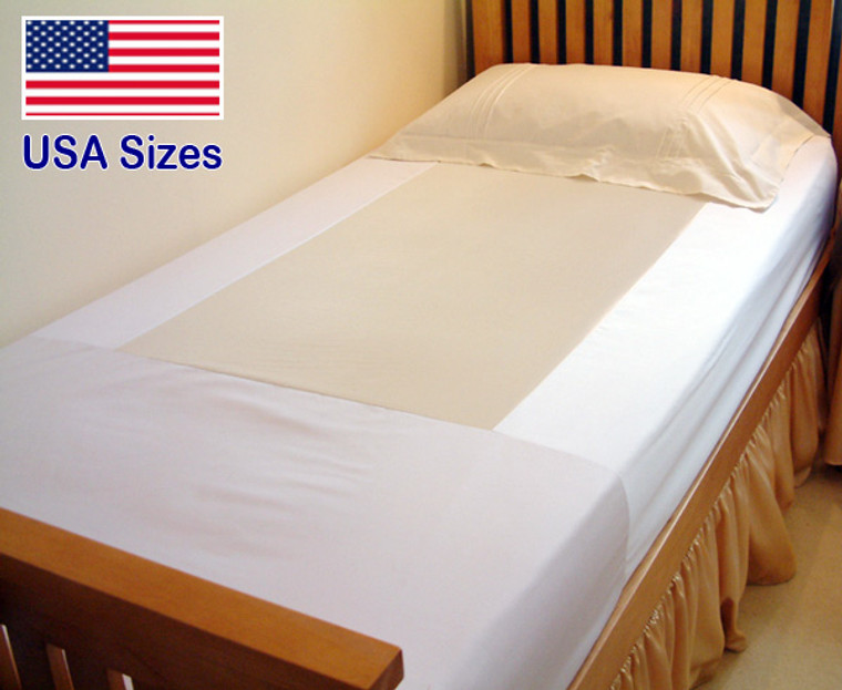 Secure Sit and Slide Sheet - USA Sizes