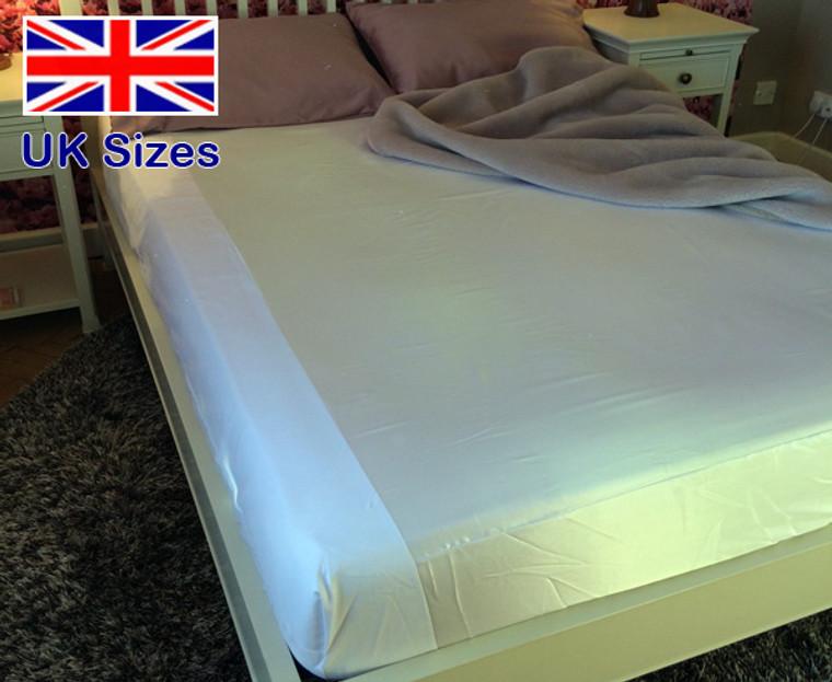 Single Sided Secure Sheet - UK Sizes