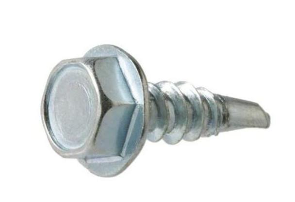 4 LB Hex Head Framing Screws for steel tube system