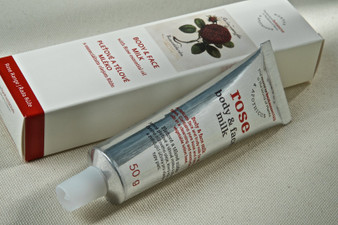Face & Body Lotion (Milk) with Rose Essential Oil (Pre-order)