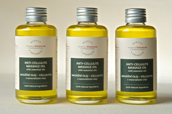 Anti-Cellulite Massage Oil with Essential Oils (Pre-Order)