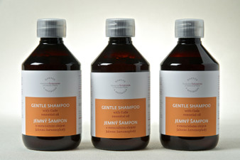 Gentle Shampoo With Cade Essential Oil   8.4 oz (Pre-order)