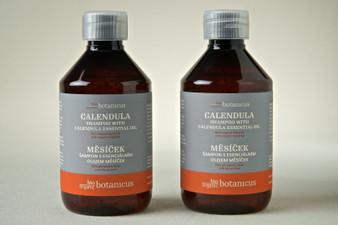 Organic Shampoo with Marigold Essential Oil| 8.4 oz (Pre-order)