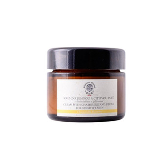 Cream With Chamomile & Jojoba For Sensitive Skin