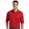 Men's moisture wicking polo