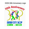 Derby City Bop 30th Anniversary logo