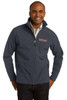 Randall's Grey Jacket with embroidered logo