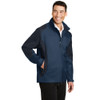 Derby City Jacket in Insignia blue and navy