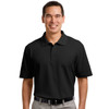Men's stain resistant polo