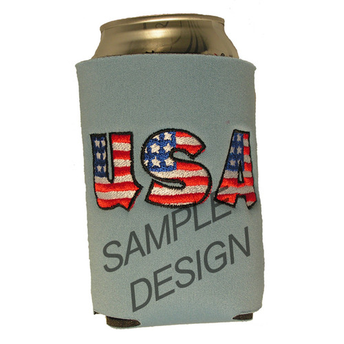 Neoprene can koozie