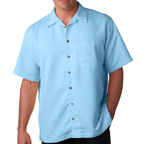 Comfortable camp style shirt
