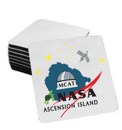 Shown with NASA MCAT Ascension Island