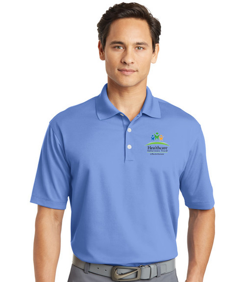 Shown with embroidered logo